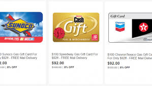 gas gift card deals ebay gift card sale 100 gas cards for 92 more doctor of credit