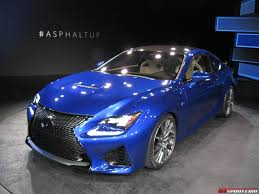 lexus coupe 2014 lexus rc f and lexus rc f gt3 concept to make geneva motor show