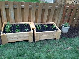 Small Garden Bed Design Ideas by Diy Rustic Counter Height Table Plan Raised Garden Beds Loversiq
