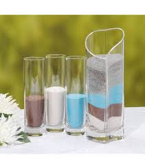 Sand Vases For Wedding Ceremony Anointed Creations Wedding And Event Planning Unity Sand Ceremony