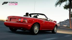 mazda miata stance win a 2016 mazda mx 5 in the newest free car pack for forza