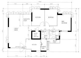 Hdb Flat Floor Plan by Freb U0027s 5 Room Renovation Journey Reno T Blog Chat Renotalk Com