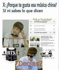 Funny Memes Espaã Ol - pin by julia schaefers on bts pinterest bts memes and kpop