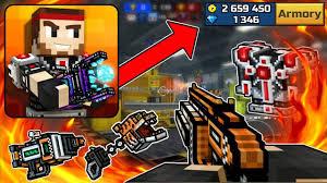new pixel gun 3d update 12 5 0 youtube