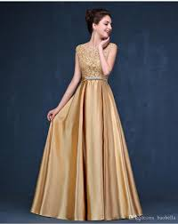 Dinner Dresses Evening Dress New Arrival Sequin Gold Evening Dresses New