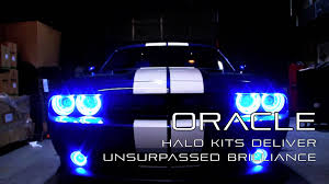 halo light installation near me dodge challenger 392 srt8 custom oracle lighting installation by