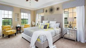 Grey Yellow And Black Bedroom by And Grey Bedroom