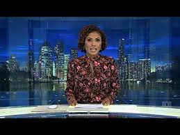 abc news qld 17 4 2015 worldnews wedding bells for abc newsreader karina carvalho and terry sweeney