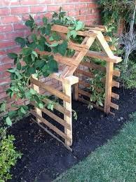 Pallet Ideas For Garden Deco Garden Self Wood Webzine Co