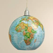 12 globe hanging pendant l eclectic pendant lighting by