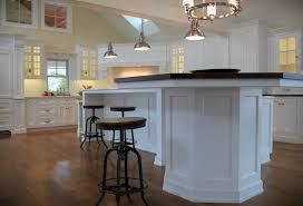 White Kitchen With Island by Delight Photograph Mabur Delight Joss Notable Munggah Laudable