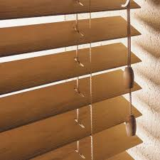 window timber venetian blinds for home interior decoration with