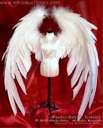 Halloween Costume Angel Wings Diy Doll Joggers Handmade Clothes Craft 4k
