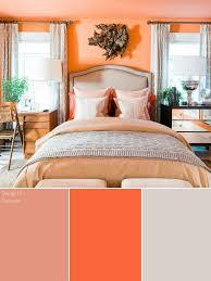 color a room peach color palette peach color schemes hgtv