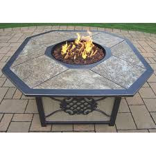 Octagon Patio Table by Oakland Living 43 X 24