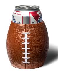 Unique Gifts by Sports Drink Kooler Koozie Football Big Mouth Toys Unique