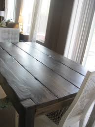 Farm Table Pictures by I Built A Farm Table Fabulously Flawed