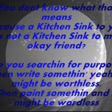 Kitchen Sink Twenty One Pilots by Kitchen Sink By Twenty One Pilots This Is My Jam