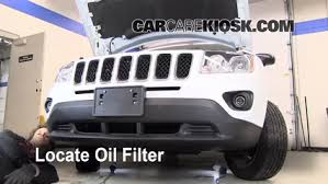 jeep compass change filter change jeep compass 2011 2016 2011 jeep compass