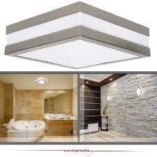 Mauerstein Vollstein Bellamur Anthrazit Led Deckenleuchte Fur Badezimmer Haus Design Ideen