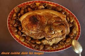 comment cuisiner une rouelle de porc rouelle de porc aux marrons douce cuisine dans les nuages