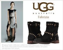 ugg womens fabrizia boots black deroque due rakuten global market ugg ugg boots fabrizia