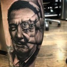 surrealistic tattoos by evgeniy goryachiy at