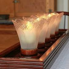 glass globes for ceiling fans votive cups made from old light fixture ceiling fan globes for the