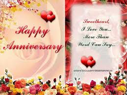 words for anniversary cards simple wedding anniversary card for sang maestro