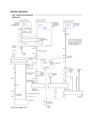 2007 honda element wiring diagram wiring diagrams