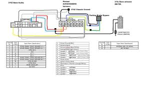 wiring diagram pioneer avh wiring harness diagram stunning car