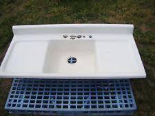 farmhouse sink with drainboard antique farmhouse sinks ebay
