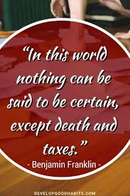 quote meaning business the 25 best death and taxes quote ideas on pinterest image for