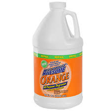 la awesome degreaser bulk la s totally awesome orange all purpose degreaser refill 64