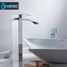 everso antique waterfall faucet bathroom faucet basin mixer tap