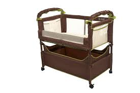 Mini Co Sleeper Canopy by Amazon Com Arm U0027s Reach Concepts Clear Vue Cocoa Fern Bassinets