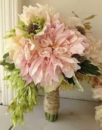 wedding flowers wi lovely rustic wedding bouquet arranged with blush café au lait