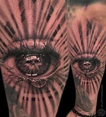 all seeing eye by jose perez jr tattoonow
