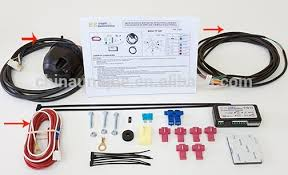 complete variety of trailer parts module light universal towbar