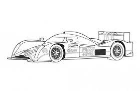 aston martin dbr9 race car coloring free cars