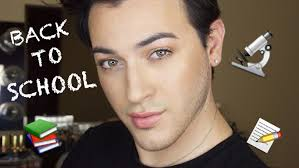 mua makeup school easy back to school makeup routine mannymua