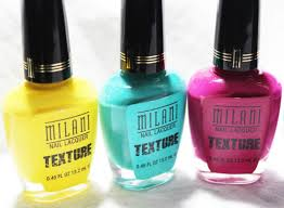 not your average manicure milani limited edition texture creams