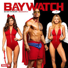 baywatch cast get spooky in two new halloween posters