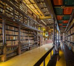this reading room at the university of oxford is one of the oldest