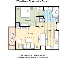 grand floor plans wyndham clearwater beach floor plan picture of wyndham grand