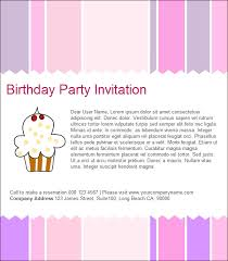 e invitation for birthday marialonghi