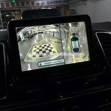 vehicle top view car top view camera system for mercedes ben brand new b c gle gla