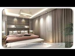 designer curtains for bedroom interior design modern bedroom curtains ideas youtube