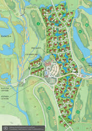 Property Maps Cabins Property Map
