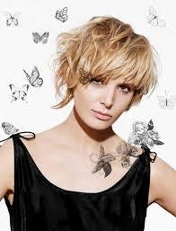 a symetric hair cut round face short asymmetrical hairstyles
